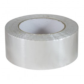 Cinta aluminio lisa 50mm x...