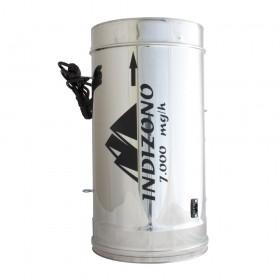Ozonizador, sistema para el...