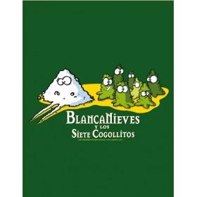 CAMISETA BLANCANIEVES Y LOS...