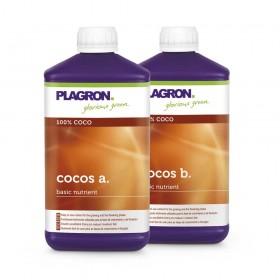 Coco A+ B, abono mineral...